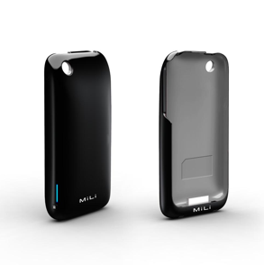MiLi Power Skin Battery Pack For iPhone