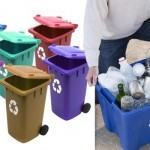 EU may make us put out SIX bins every week in bid to make households recycle more