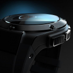 HP Luxury Smartwatch