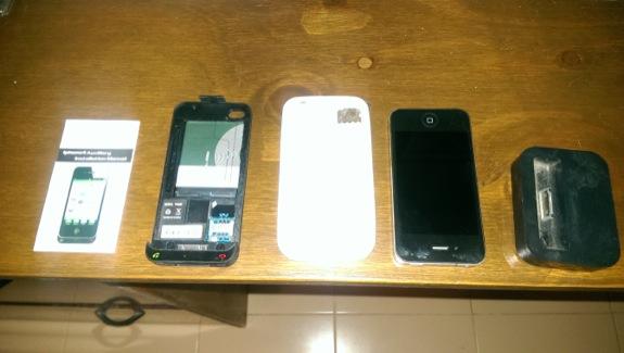 For Sale: iPhone 4 & Dual SIM Case