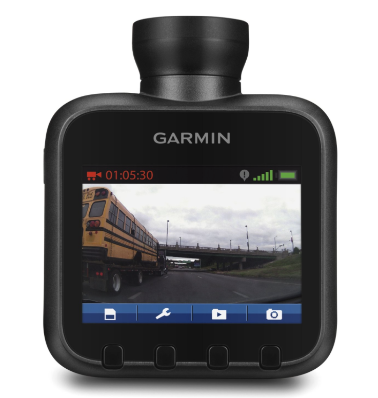 Garmin Dash Cam 20 HD Vehicle Driving Recorder with GPS
