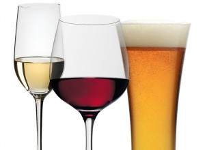 Red wine is 'healthier' than beer