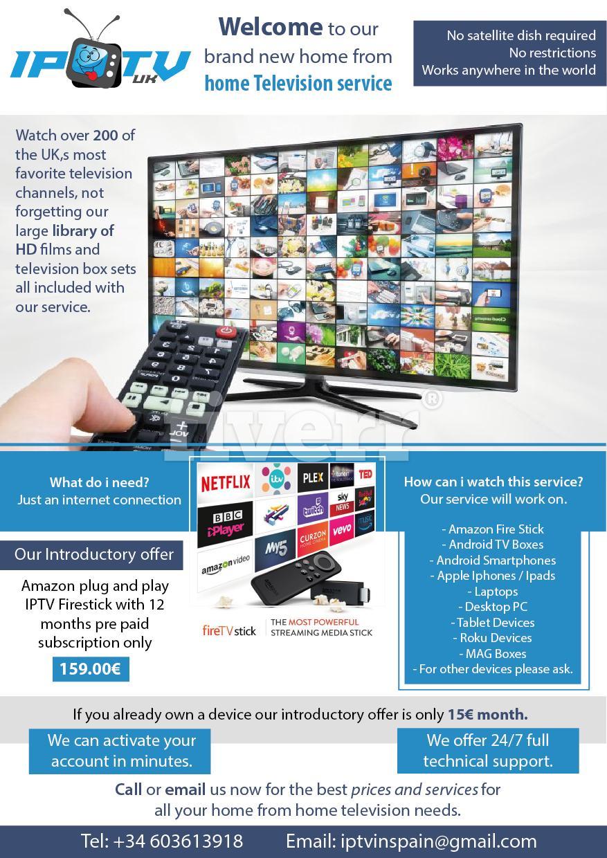 IPTV UK