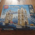 Tower Bridge: Lego Build Tips