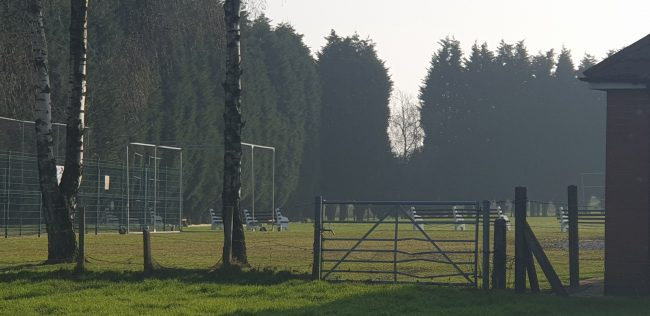 Caverswall Cricket Club