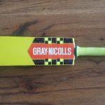 Product Review: Gray-Nicolls Cloud Catcher Cricket Bat